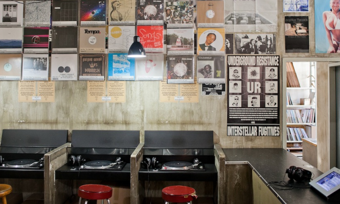 The definitive guide to Berlin's best record shops
