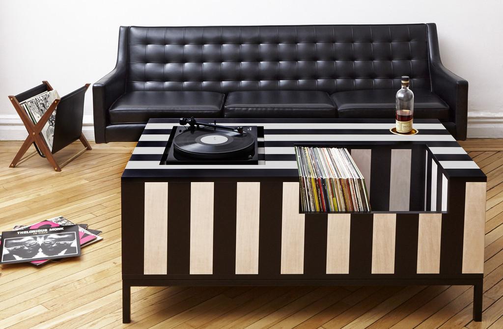 The Ultimate Coffee Table For Vinyl Aficionados The Vinyl Factory