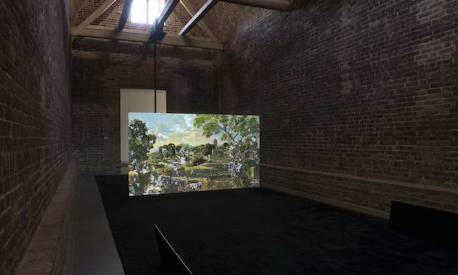 The Serpentine presents <em>Palisades</em> &#8211; the first solo show by Frieze Artist Award winner Rachel Rose