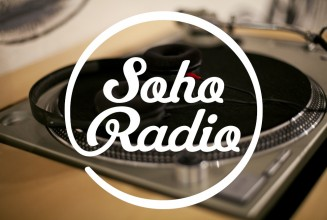 Listen to our new vinyl-only mix on Soho Radio