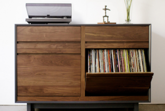 Bored of IKEA? 12 alternative ways to store your records