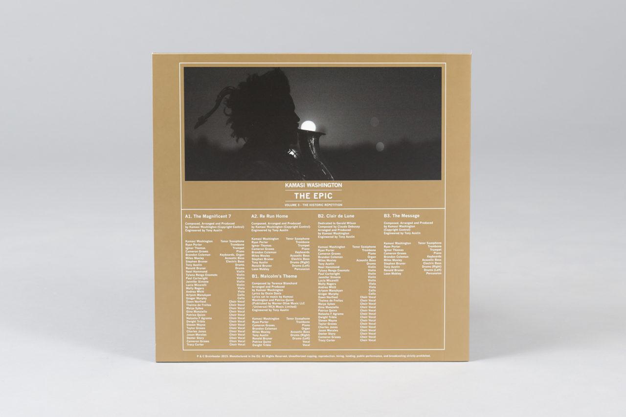 How Kamasi Washington S Triple Vinyl The Epic Recasts Jazz