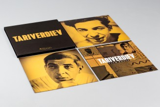 Soviet film composer Mikael Tariverdiev celebrated in gorgeous vinyl box set
