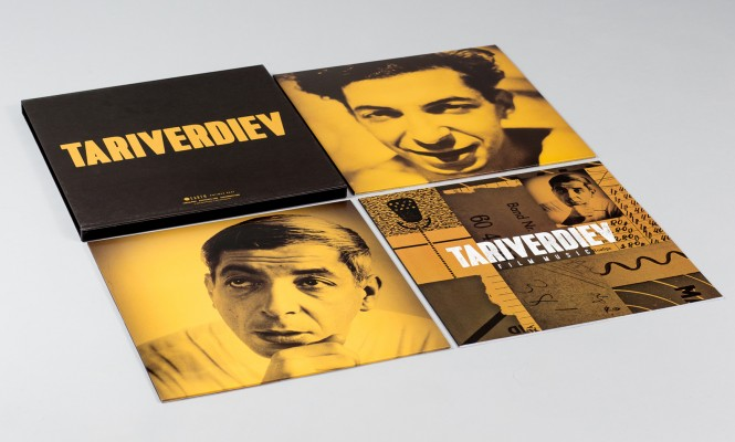 Soviet film composer Mikael Tariverdiev celebrated in gorgeous vinyl box set