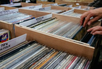 Record thief finds God and returns stolen vinyl 10 years later