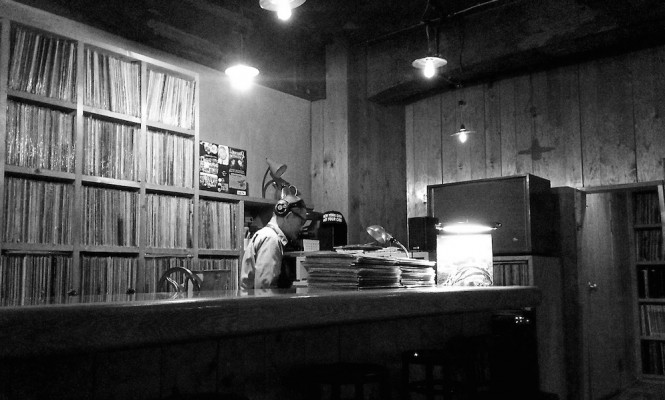 JBS jazz bar – a vinyl sanctuary in the middle of Tokyo