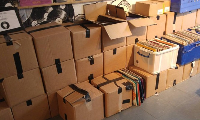 Hackney record shop giving away thousands of free records this month