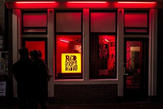 Listen to our new mix on Amsterdam's Red Light Radio