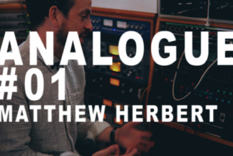 Analogue #01: Watch our short film inside Matthew Herbert's incredible analogue studio