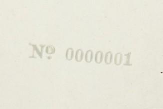 Ringo Starr is auctioning his copy of the <em>White Album</em> No.0000001