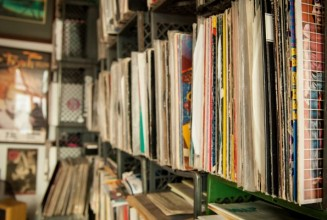 Want a degree in record collecting?