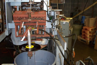 The only record pressing plant in Texas has been rescued