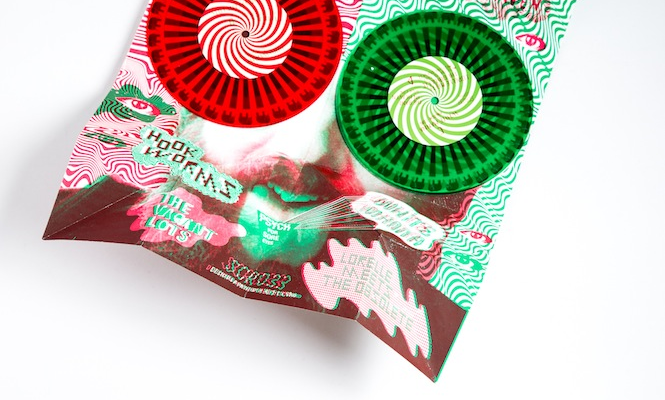 Freaky formats: The psychedelic world of 3D record sleeves