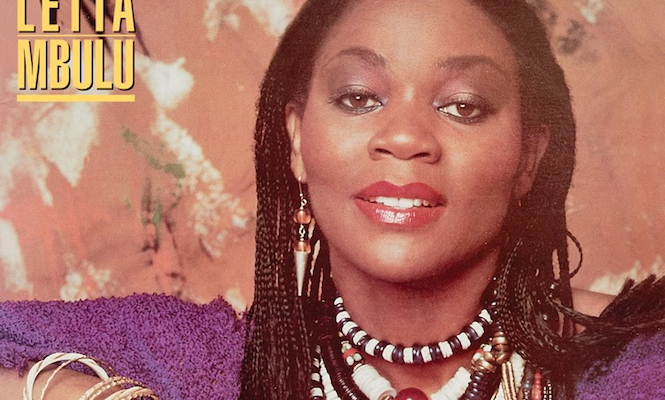 Highlife to auction impossibly rare Letta Mbulu vinyl record for a good cause
