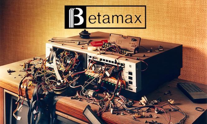 Sony finally kills off Betamax format