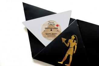 Egyptian Lover's 'Egypt, Egypt' reissued on triangular vinyl with pyramid sleeve