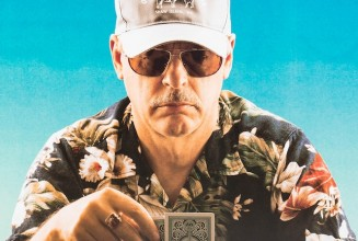 Canadian artist Rodney Graham channels Neil Young and Lou Reed on new vinyl <em>Good Hand Bad Hand</em>