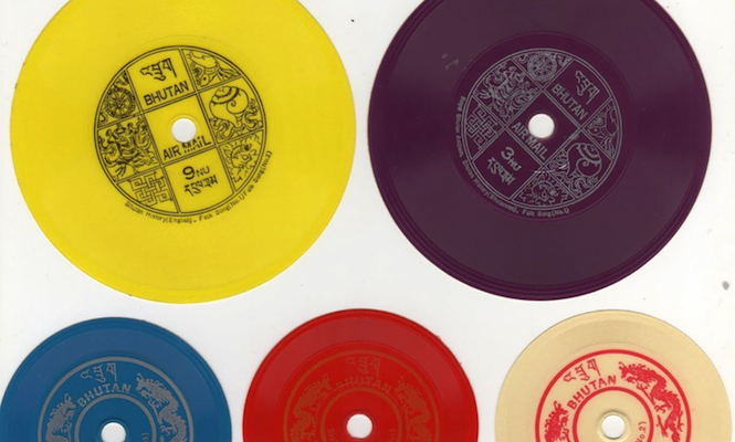 the-curious-tale-of-bhutans-playable-record-postage-stamps