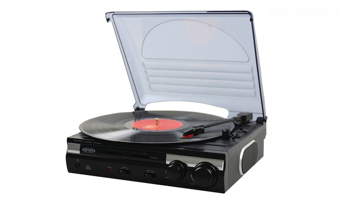Amazon sold more turntables than any other home audio product this Christmas