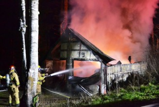 Garage fire destroys record collection worth $100,000