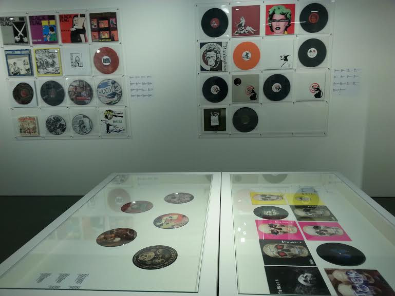 Cover Art Celebrated With Visual Vinyl Exhibition In The