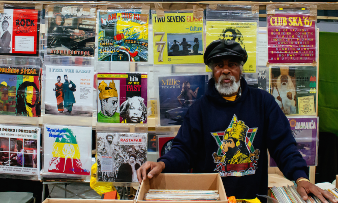 """""""Q-Tip came to my flat"""": Stories from six record dealers"""