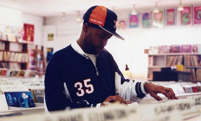 J.Rocc records J Dilla tribute mix for Discogs