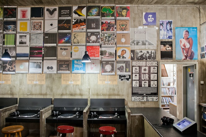 The world's best record shops #001 - Hard Wax, Berlin - The