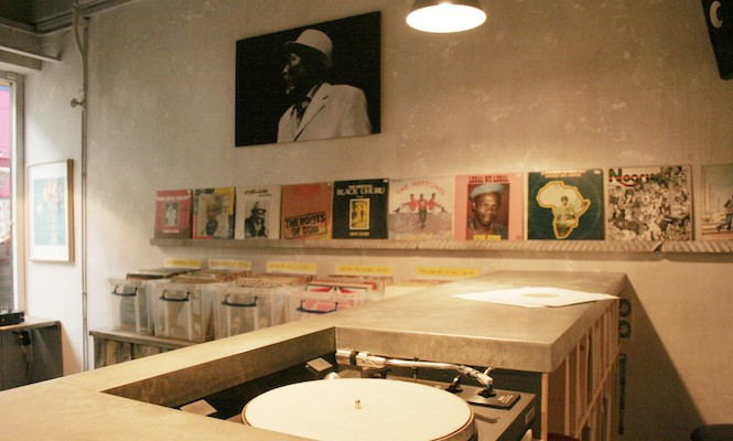 New reggae record shop opens in Brixton