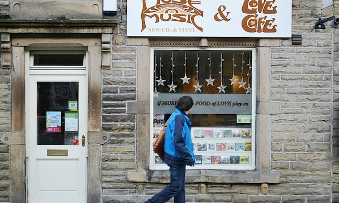 UK record shop devastated by flooding needs your help