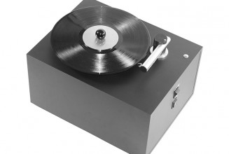 Pro-Ject unveils high-speed record cleaning machine