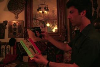 Vinyl Bazaar: Watch record dealer Victor Kiswell go digging in Cairo