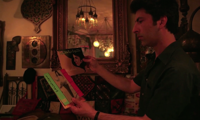 Vinyl Bazaar: Watch record dealer Victor Kiswell go digging in Cairo