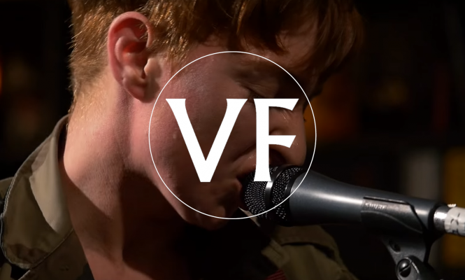 Watch LoneLady perform 'Fear Colours' live in Iceland