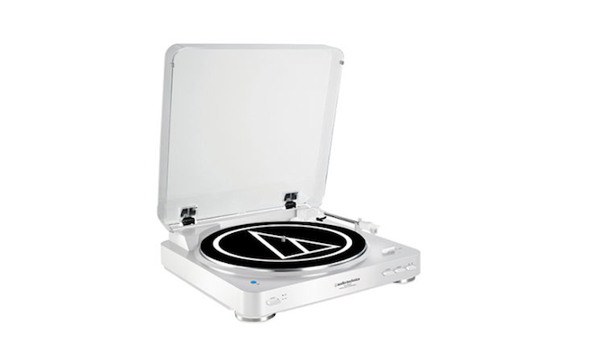 Audio-Technica unveil new Bluetooth turntable