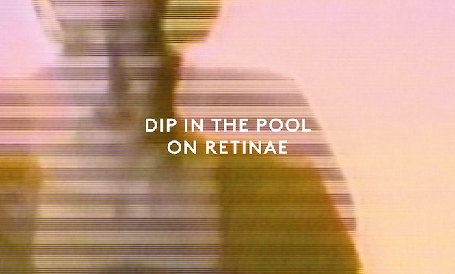 Music From Memory reissue rare 12″ by Japanese dream pop duo Dip In The Pool