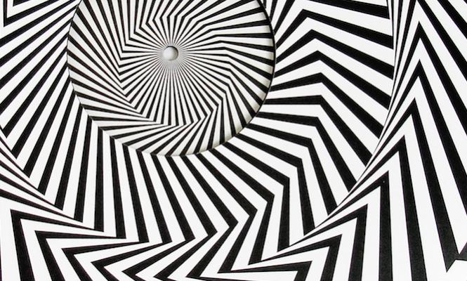 Freaky formats: Optical art on vinyl