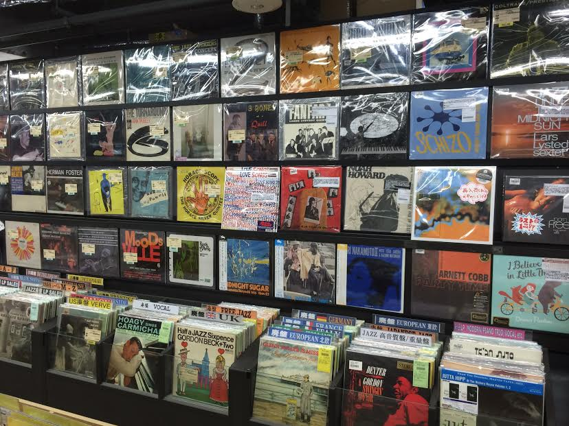 The World S Best Record Shops 006 Disk Union Shibuya