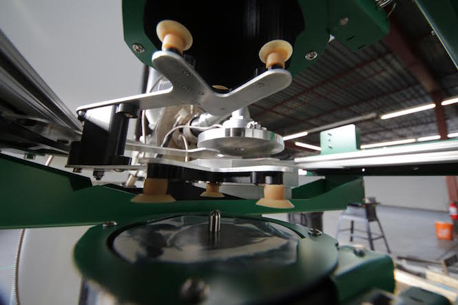 New Machines Developed To Speed Up Vinyl Pressing The