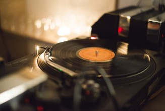 New vinyl listening bar has opened in East London