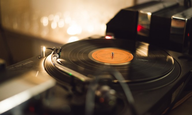 New vinyl listening bar has opened in East London