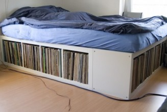 Seven cunning IKEA hacks for vinyl lovers