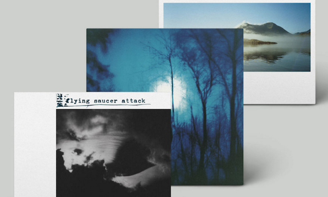 Flying Saucer Attack to have three albums reissued on vinyl