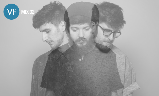 LIsten to a new vinyl-only mix from Garden City Movement