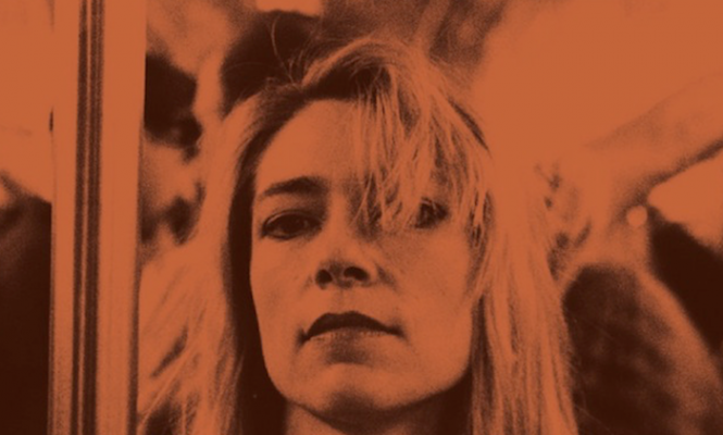 Kim Gordon opens pop-up record store at Los Angeles Art Book Fair