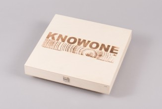 Look inside Knowone's stunning new timber box set