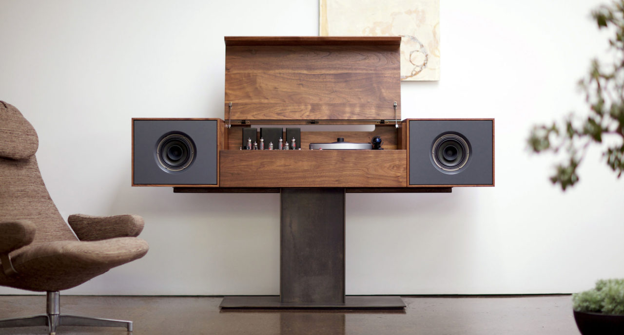 Enjoyable 10 Incredible Record Player Consoles To Reimagine Your Interior Design Ideas Gentotryabchikinfo