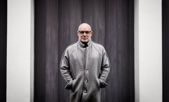 Brian Eno releases new album <em>The Ship</em> as double vinyl with art prints