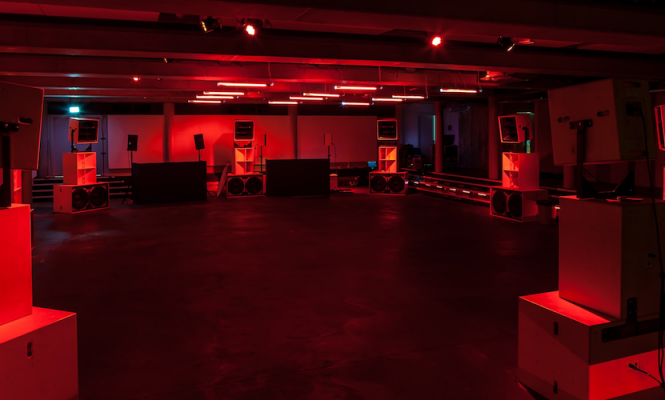 Massive Attack takeover launches The Vinyl Factory Soundsystem at The Store Studio in Berlin