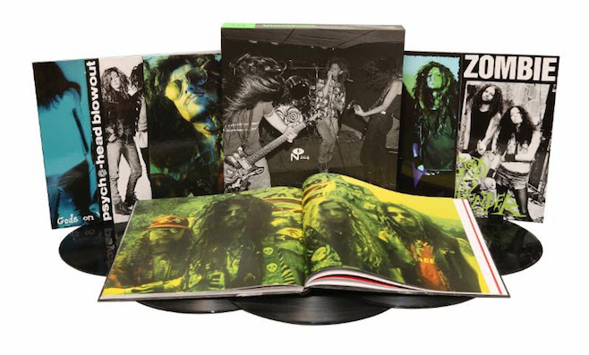 White Zombie's early discography gets vinyl box set treatment on Numero